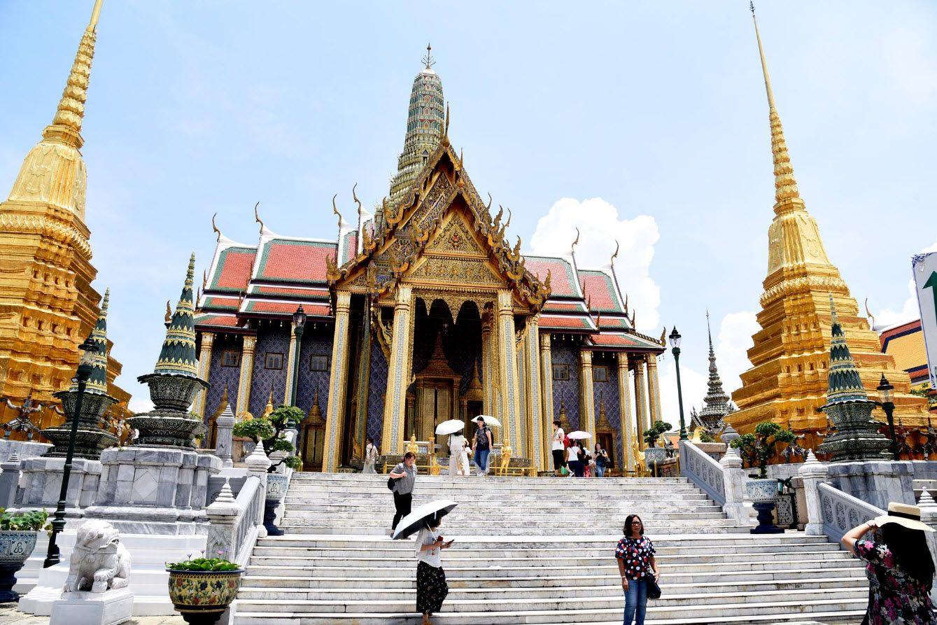 מקדש בתאילנד