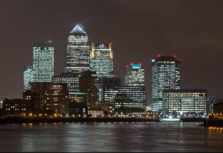לונדון בלילה