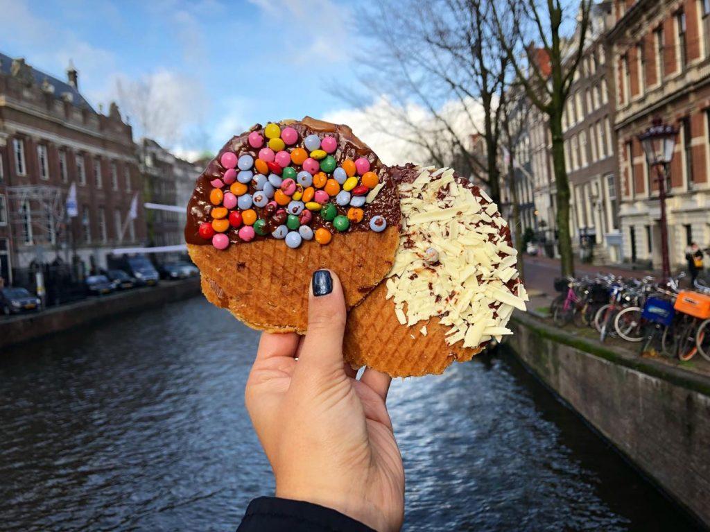 האכול הכי טעים נמצא באמסטרדם