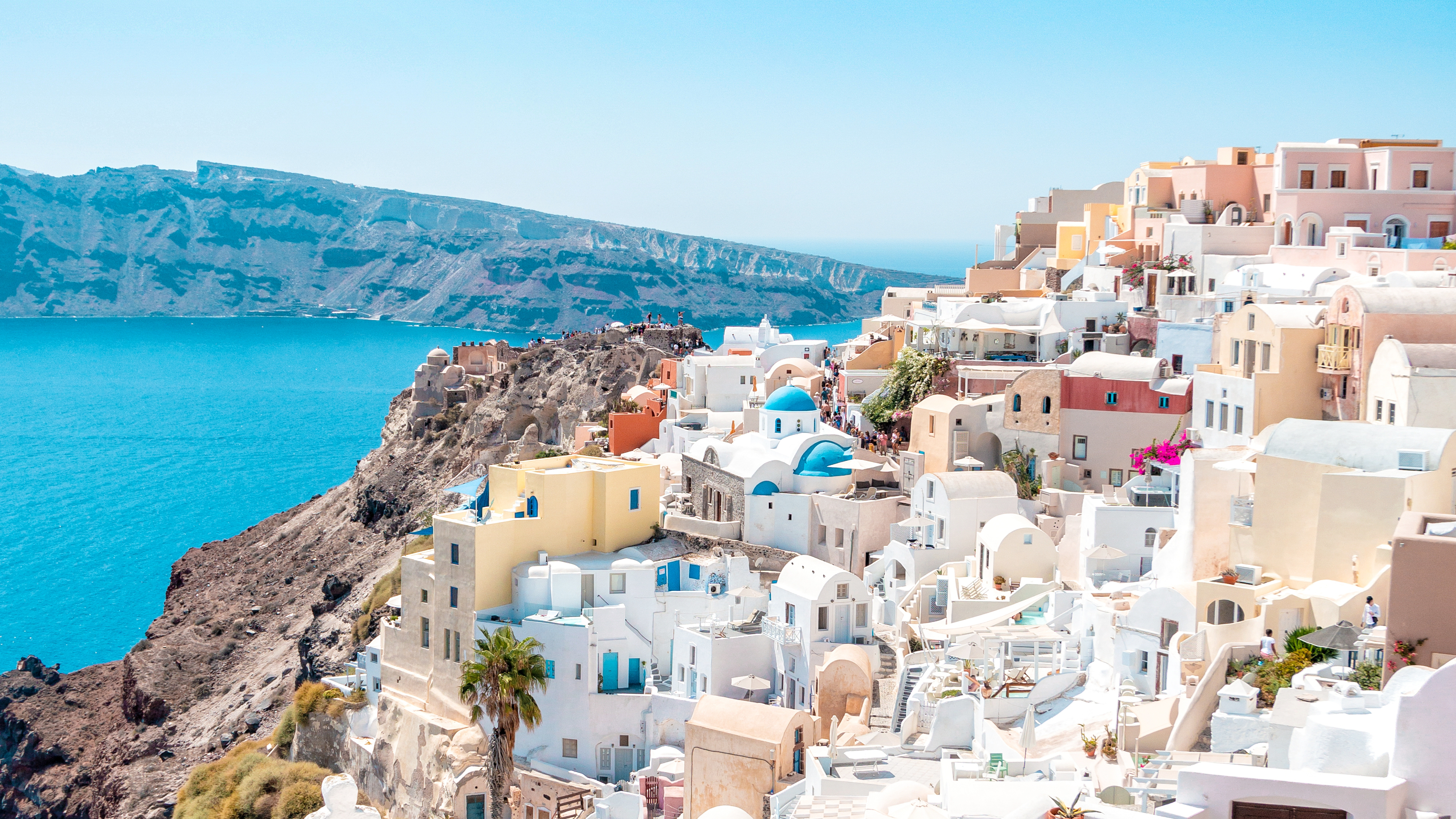 Oia, Santorini ©️ Daniel Caspi